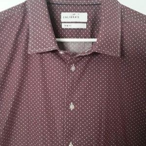 Nordstrom Calibrate Men's Trim Fit Shirt